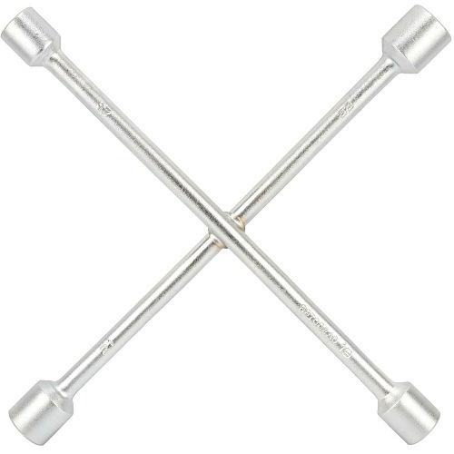 Ключ баллонный `крест` 17х19х21х22 АвтоДело 30717-AD 376руб.