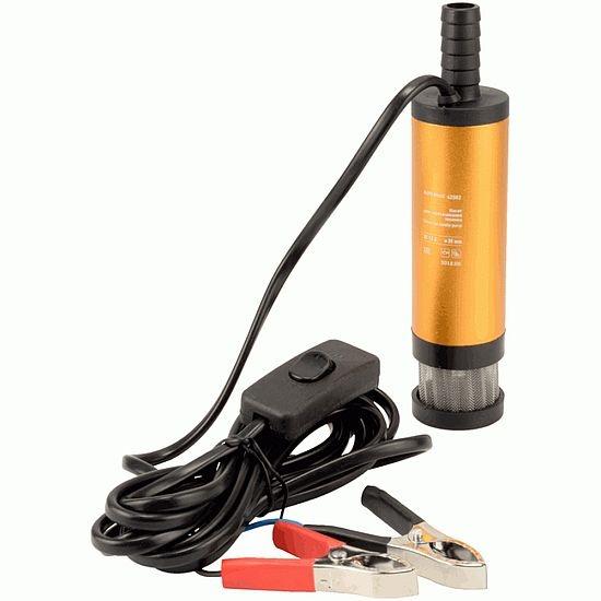 Насос для перекачки топлива 12В (40 л/мин) погружной АвтоДело 42052-АD 1002руб.
