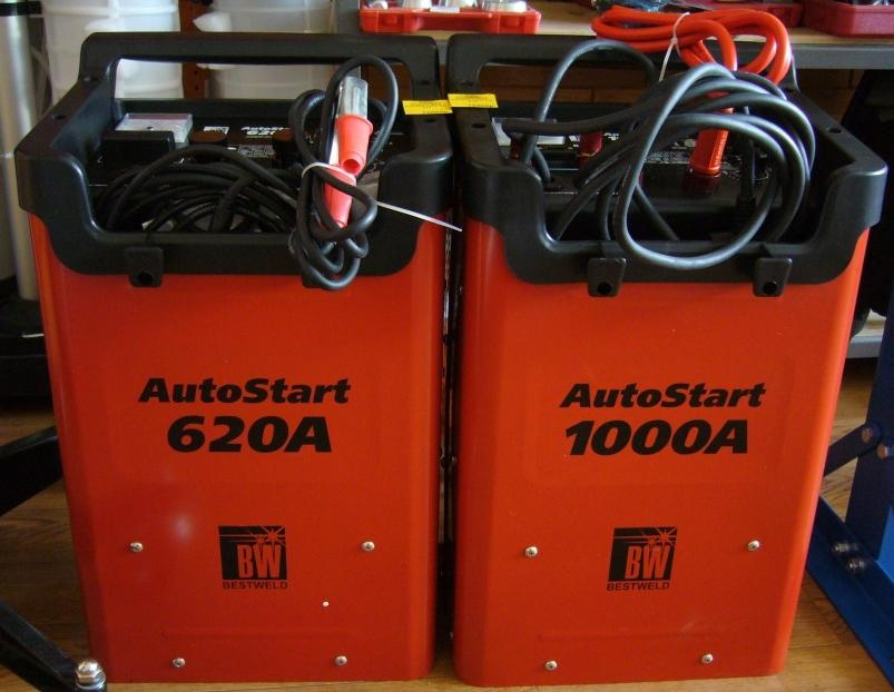 Устройство пуско-зарядное Autostart  620A BestWeld 1650A-BW 15000руб.