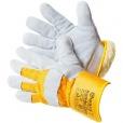 Перчатки спилковые комби. утепленные Gward  XY149-GW
