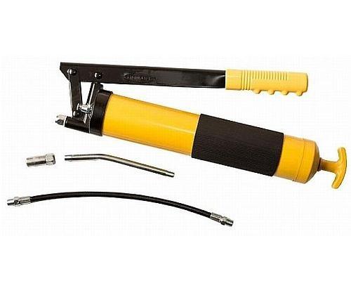 Шприц рычажно-плунжерный  500 мл. (трубка, шланг), Unilube 5525-UG 646руб.