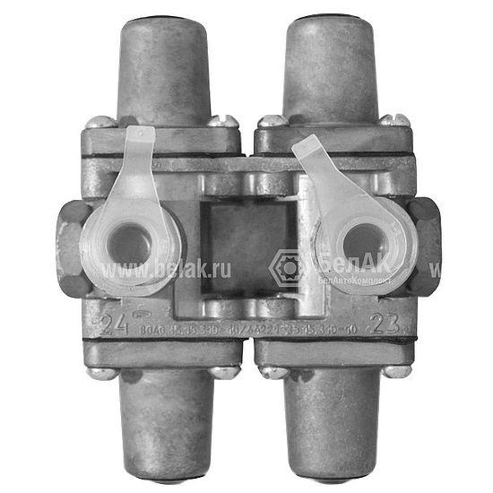 Клапан защитный 4-контурный БелАК (аналог 100-3515300) 10450-БАК 1014руб.