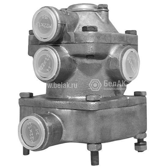 Клапан управления тормозами прицепа БелАвтоКомплект (аналог 100-3522010) 10455-БАК 1486.5руб.