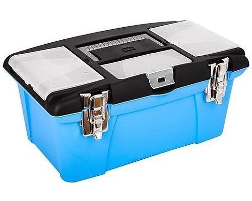 Ящик инструментальный 19`металл замок  Практик 78446-ПР 780.5руб.
