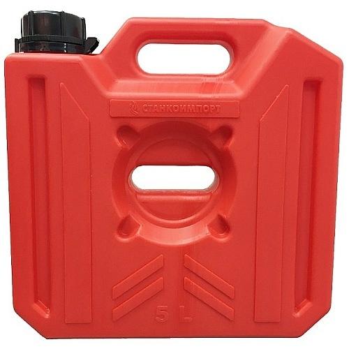 Канистра экспедиционная пластиковая  5л. для ГСМ КЭ-5 22224-А 936руб.
