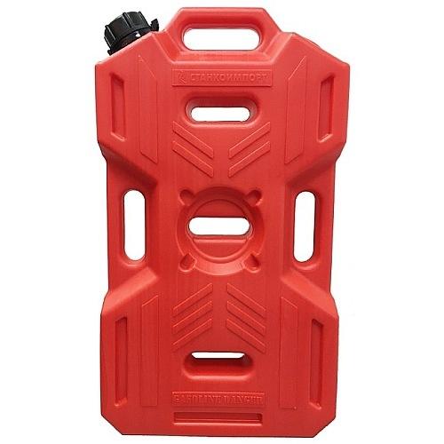 Канистра экспедиционная пластиковая 10л. для ГСМ КЭ-10 22222-А 1626руб.