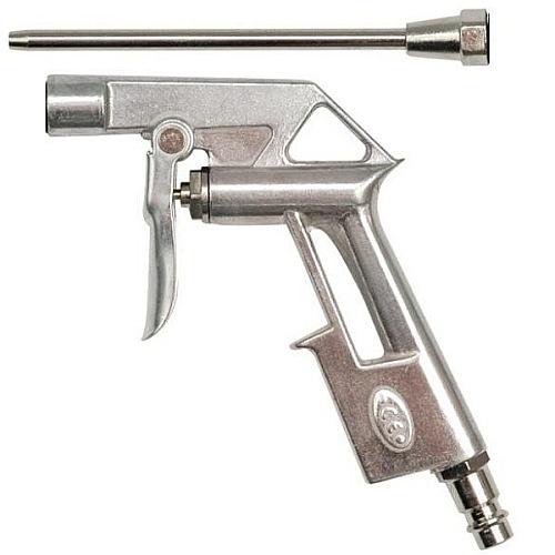 Пистолет пневм. продувочный удлинённый Vorel 81644-V 310руб.